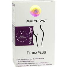 MULTI-GYN FloraPlus Gel Inhalt: 5X5ml
