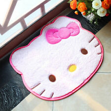 Hello Kitty Non-slip Carpet Bathroom Floor Room Skidproof Door Mat Plush Rug Hot