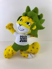 Fifa Football World Cup Mascot Plush Soft Toy South Africa 2010