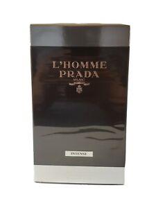 Prada L'homme Intense Cologne 5.1 oz EDP Spray for Men by Prada