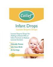 Colief NEONATO GOCCE (7ml) - enzima lattasi gocce per Neonato Calmante Sollievo coliche
