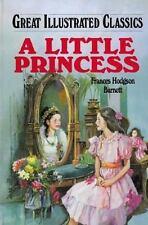 Great Illustrated Classics: A Little Princess by Frances Hodgson Burnett NEW