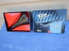 Flite Evolution Titanium Carbon Saddle Selle Italia Seat NOS New in Box Vintage