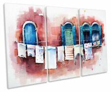 Line Canvas Art Prints