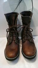 Laredo,women's,boots, US size 7.5, burgundy,cowboy,great condition