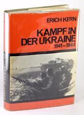 1964 KAMPF IN DER UKRAINE 1941-1944 ERICH KERN HARDCOVER w/DUSTJACKEt OSTFRONT