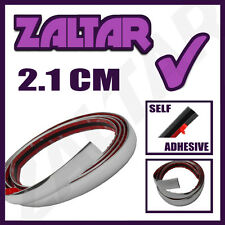 CHROME STYLING MOULDING STRIP TRIM ADHESIVE 21MM NISSAN QASHQAI