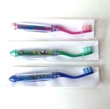 3 x Colgate Childrens Toothbrushes -- Fantastic Design