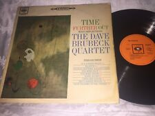 DAVE BRUBECK - TIME FURTHER OUT MIRO REFLECTIONS - CBS RECORDS JAZZ LP UK IMPORT