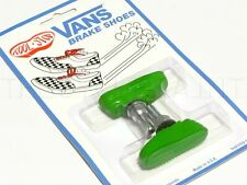 OLD SCHOOL BMX KOOL STOP VANS BRAKE PADS SHOES GREEN