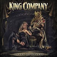 KING COMPANY - QUEEN OF HEARTS   CD NEU
