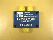 Trm Dms 208 Power Divider 4.0-8.0 Ghz