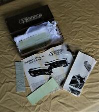 Westerfield #5201 Stock Car (Original) S.P. & Subsidiaries HO Resin Kit NMRA