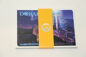 BLIZZARD OVERWATCH COLLECTORS EDITION 12 POSTCARD SET NEW SHIPS SAME DAY