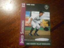 1998 HUDSON VALLEY RENEGADES Single Cards YOU PICK FROM LIST $1-$2 each OBO