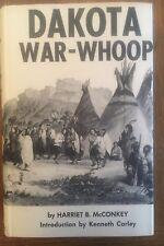 South Dakota - Minnesota Hist. Dakota War - Whoop - Mankato - Sioux Uprising