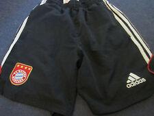 Bayern Munich 2010-2011 lejos de Fútbol Pantalones Cortos Cintura 13-14 años/Bi