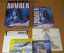 Fighter Bomber auf Diskette für Commodore 64 - C64 Game on disk