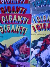 Collana I GIGANTI Completa 1-14 Mandrake Uomo Mascherato Edizioni SPADA [C67]