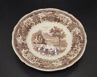 Villeroy & Boch Burgenland braun: Suppenteller / tiefer Teller ca 23 cm