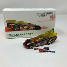 Supercharged * 2021 Hot Wheels id Car Case C * NEW!!