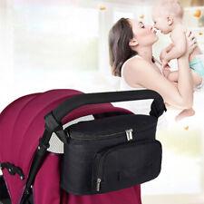 Universal Aufbewahrung Flaschenhalter Tasse Mummy Kinderwagen Organizer Tasche