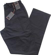 Pantalone uomo taglia M L XL XXL 3XL  COTONE leggero Nero SEA BARRIER SPIAGGIA