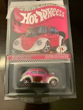 Hot Wheels 33rd Collectors Convention RLC Pink Custom Volkswagen VW Bug SOLD OUT