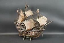 Modellschiff historisches Segelschiff Holz (ML7203)