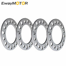 """4pc 6mm 8 Lug Wheel Spacers 8x6.5"""" 8x170 for Chevrolet GMC Hummer Ford Jeep"""