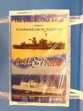 STADACONA BAND - Canada's Navy - Past & Present - BRAND NEW SEALED CASSETTE