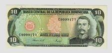 Repubblica Dominicana Dominican 10 pesos de oro 1988 FDC  pick 119c lotto   1152