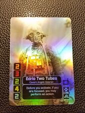 Star Wars X-Wing 2.0 Unofficial Alt Art Card Holo Card Foil Edrio Two Tubes