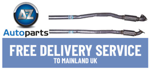For Vauxhall Astra H Zafira 1.6 1.8 16V Petrol 2005-2015 Front Exhaust Pipe