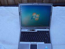 Laptop DELL LATITUDE D610 80gb HDD de memoria 1.73ghz 2gb PENTIUM M WINDOWS 7