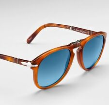 New PERSOL Steve McQueen 714SM Polarized Folding Sunglass PO 714 - 96/S3 54mm