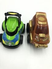 Disney Toy Story Friction Push Car Lot Buzz Lightyear Woody