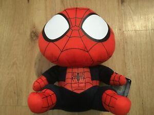 Spider-Man 29cm Plush Toy - Brand New Marvel Licensed - OZ Stock