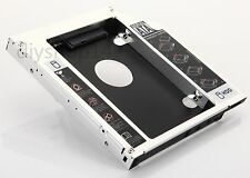 SATA 2nd Hard Drive HDD SSD Caddy for Lenovo IdeaPad G500 G510 G530 G550 G555