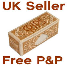 Rips Hemp King Size Cigarette Rolling Papers On a Roll 4 Rolls @ £4.68