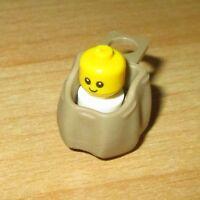 Lego Ninjago Figur - Baby Kopf im Korb - aus 70643