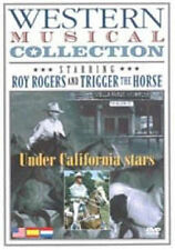 Under California Stars (DVD, 2008) Western Musical Collectio  (New & Sealed)