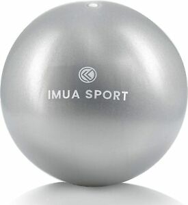 Mini Exercise Ball - 9 Inch Small Bender Ball for Stability, Barre, Pilates,Yoga