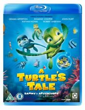 a Turtle's Tale Sammy's Adventures 3d 2d Blu-ray RegB