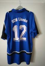 Maillot shirt foot Erima SCW Liemke Allemagne