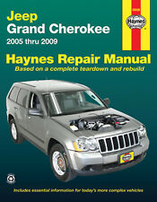 Repair Manual Haynes 50026 fits 05-14 Jeep Grand Cherokee