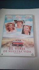 """DVD """"EL VIAJE DE NUESTRA VIDA"""" JESSICA LANGE KATHY BATES JOAN ALLEN"""