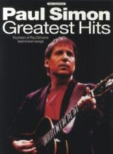 Paul Simon Greatest Hits. Partitions pour Piano, Chant et Guitare(Botes d'Accord