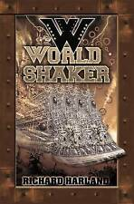 Worldshaker, New, Richard Harland Book