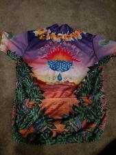 Custom Pace cycling jersey: Maui Triple Challenge